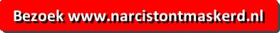 De narcist ontmaskerd