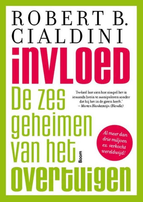 Invloed Cialdini
